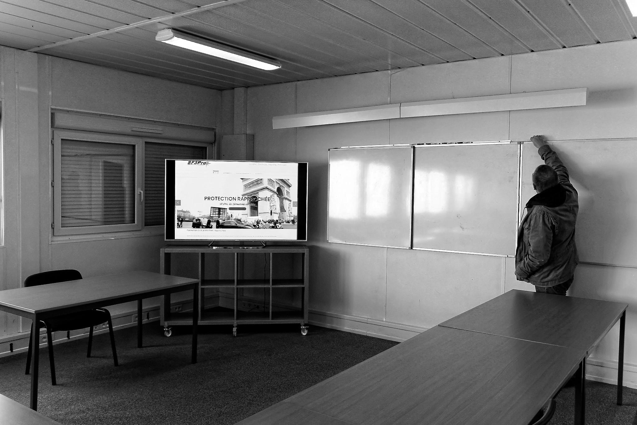 SF3PRO : Salle de cours
