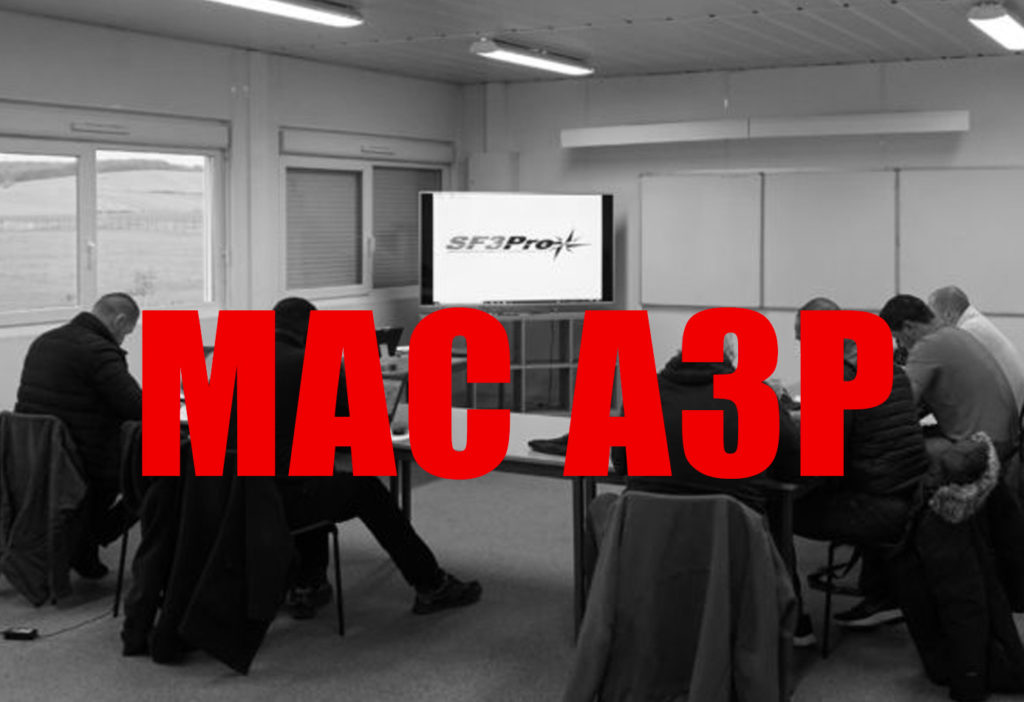SF3Pro : Formations MAC A3P