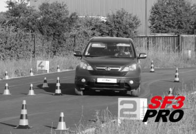 SF3Pro : Formation conduite stratégique et de sécurité voiture