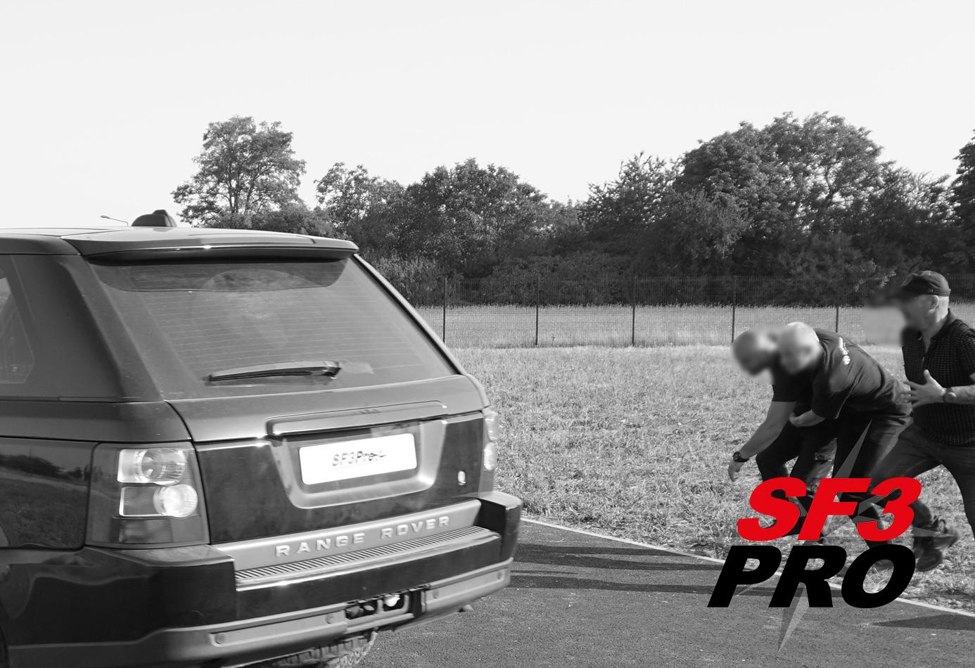 SF3Pro : Perfectionnement à la Protection Rapprochée